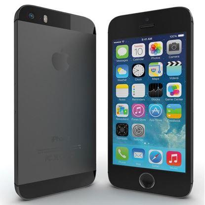 Изображение Смартфон iPhone 5S 16GB Space Gray