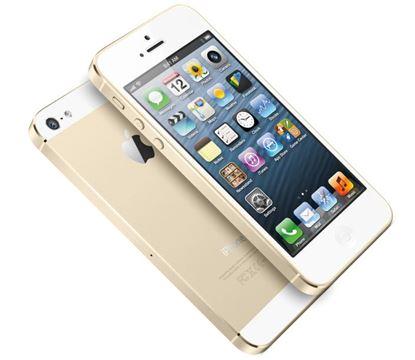 Изображение Смартфон iPhone 5S 16GB Space Gold