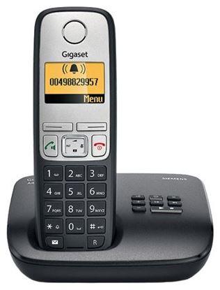Изображение Радиотелефон Gigaset A400A RUS (Черный)