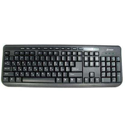 """Изображение Клавиатура """"D-Computer"""" KB-M218"""