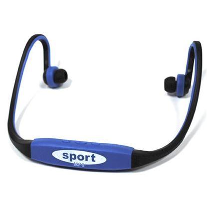 Изображение MP3 плеер-стереонаушники Sport