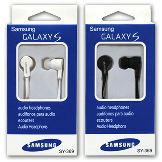 Изображение Наушники вакуумные Samsung SY-369 (MP3, CD, iPod, iPhone, iPad) в коробке