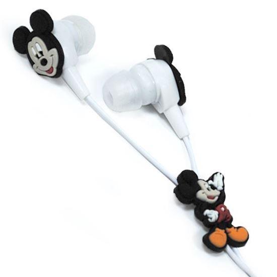 Изображение Нaушники вакуумные для MP3 в большой коробочке Mickey Mouse