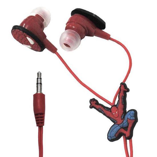 Изображение Нaушники вакуумные для MP3 в большой коробочке Spider-Man