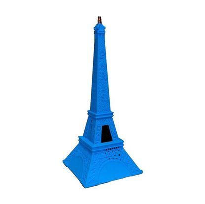 Изображение Колонка DS-818 (3 Вт) - FM, USB/TF, з/у USB, дисплей - Эйфелева башня