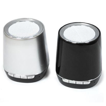 Изображение Колонка Bluetooth DF-B03 (3 Вт) - Micro SD/TF, з/у USB - круглая