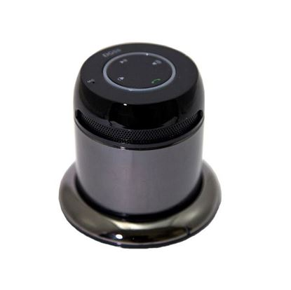 Изображение Колонка Bluetooth DS-1168 (3 Вт) - громкая связь - круглая