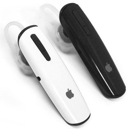 Изображение HF гарнитура Bluetooth беспроводная Apple R1 белая