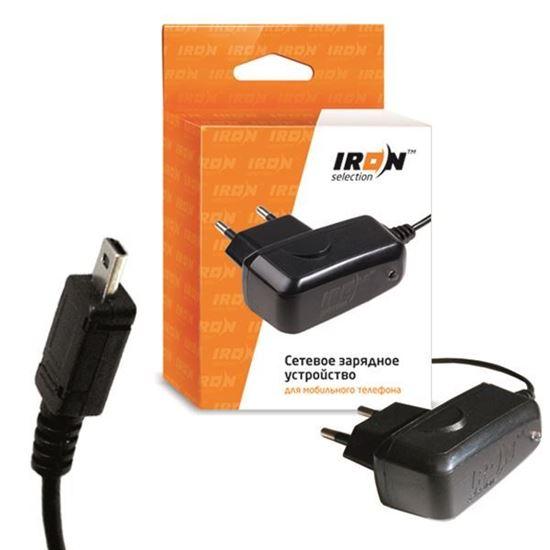 Изображение Сетевое з/у IRON Selection для Motorola V3/MPX200/L6/L7