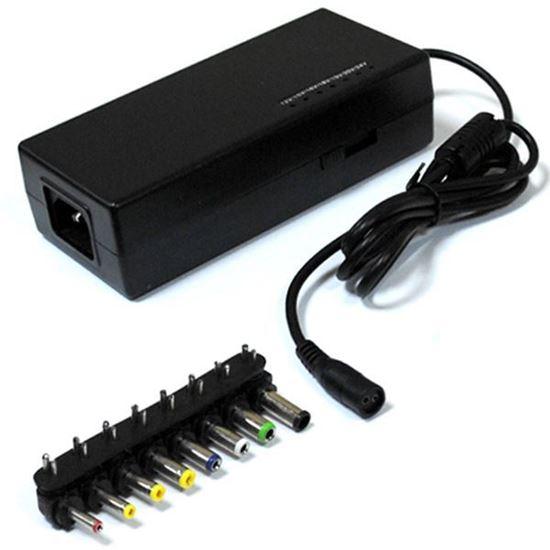 Изображение Универсальное з/у для ноутбуков 120W в коробочке сетевое