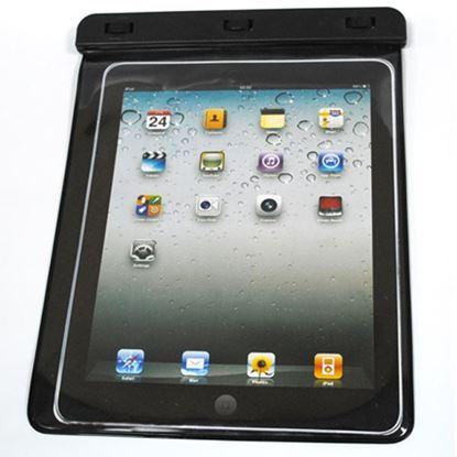 Изображение Спортивный водонепроницаемый чехол с креплением на пояс для планшетов WP-280 - 200х245мм