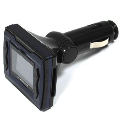 Изображение FM модулятор (FM-807) пульт, Micro SD, SD, USB