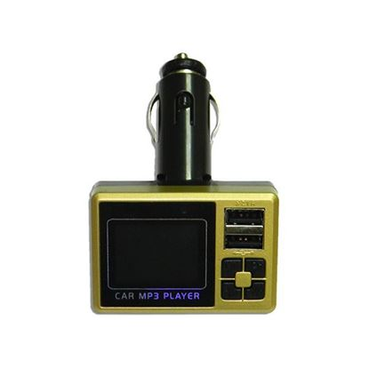 Изображение FM модулятор (FM-950) пульт, Micro SD, USB, з/у USB, AUX-выход