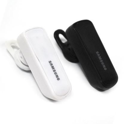 Изображение HF гарнитура Bluetooth беспроводнaя Samsung H518 в коробочке чёрная