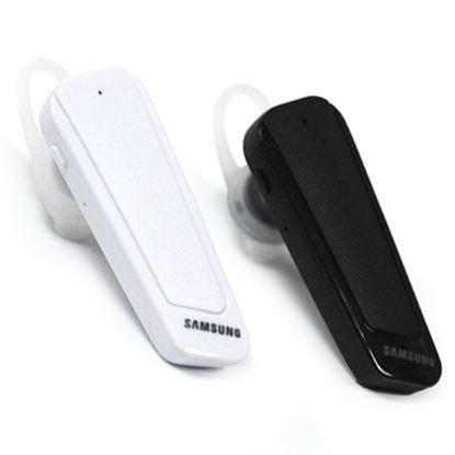Изображение HF гарнитура Bluetooth беспроводнaя Samsung X1 в коробочке белая
