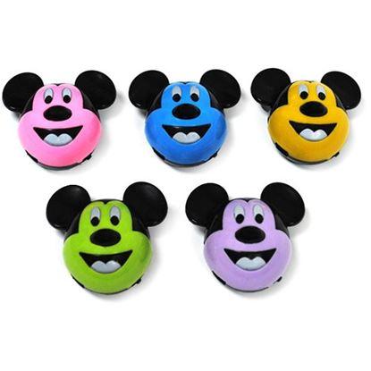 Изображение MР3 плеeр M42 (слот microSD) Mickey Mouse Face сиреневый