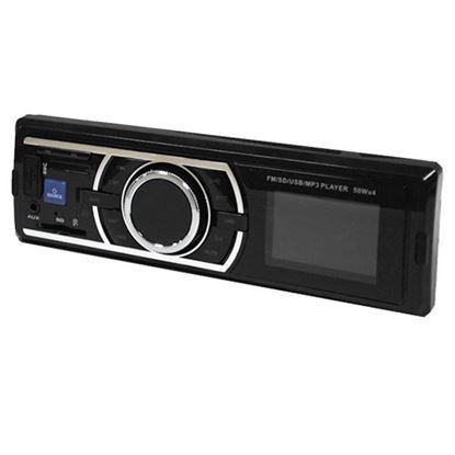 Изображение Автомагнитола PION-R 253 (1 DIN, USB, SD, 25W*2, AUX, цветной дисплей) чёрная