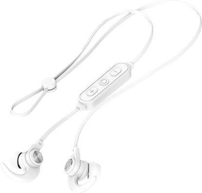 Изображение Наушники беспроводные внутриканальные с микрофоном Atomic UNIQ, белый