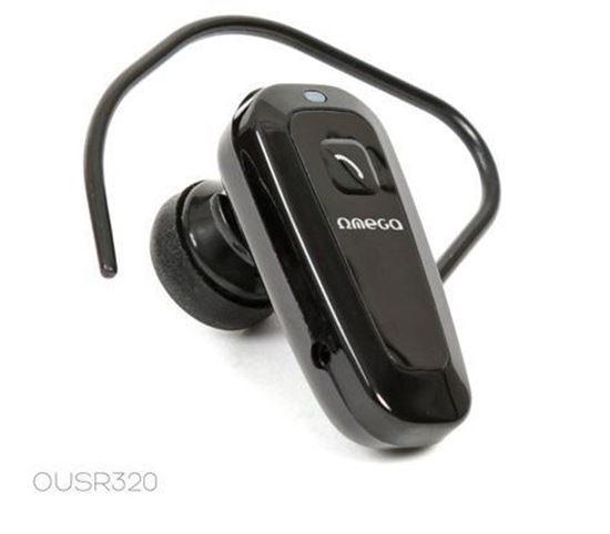 Изображение Беспроводная гарнитура OMEGA R320 V3.0+EDR MONO [OUSR320]