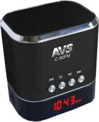 Изображение Портативная аудиосистема AVS C-90FM