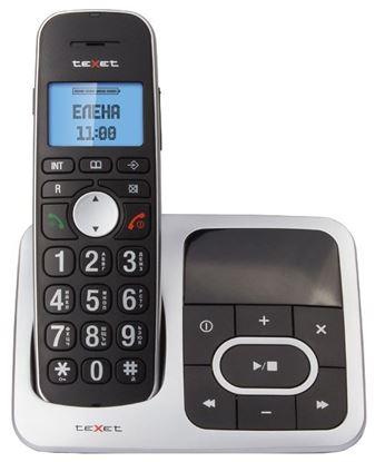 Изображение Телефон TeXet  TX-D6855А (черный)
