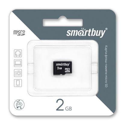 Изображение Micro SD Smart Buy 2GB(без адаптера)