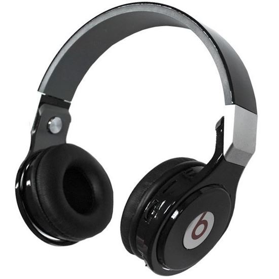 Изображение MP3 плеер-стереонаушники накладные Monster Beats Pro 8800 (iPod, iPhone,TF MicroSD) в коробке