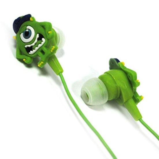 Изображение Нaушники вакуумные для MP3 в маленькой коробочке Корпорация монстров Майк Вазовский