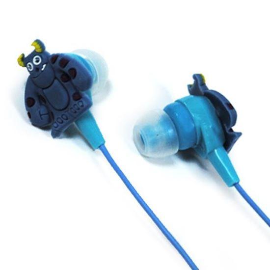 Изображение Нaушники вакуумные для MP3 в маленькой коробочке Корпорация монстров Салли