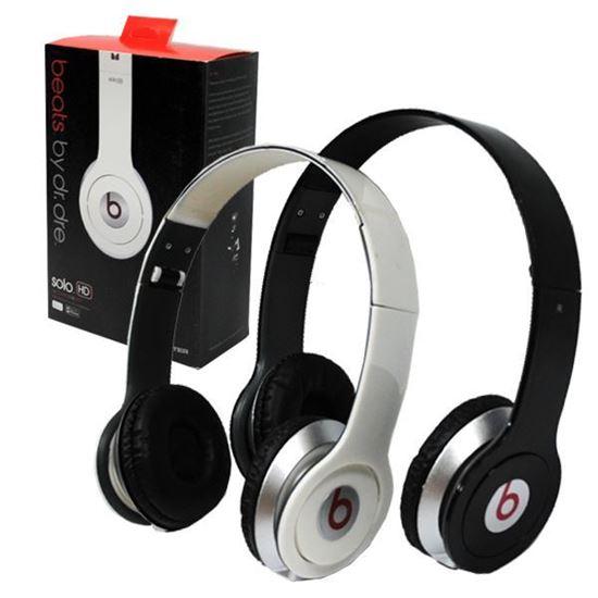 Изображение Наушники накладные Monster Solo HD with ControlTalk (MP3, CD, iPod, iPhone) в коробке