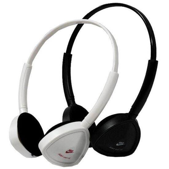 Изображение Гарнитура накладная Nike NK-141 (MP3, iPod, iPhone, Samsung) в блистере
