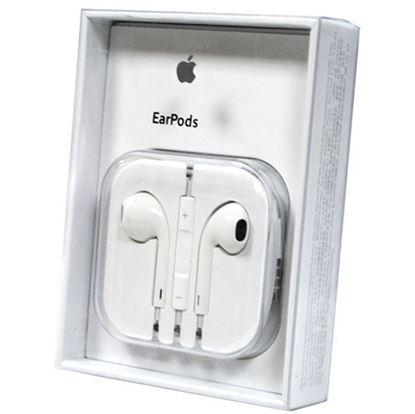 Изображение HF гарнитура ORIGINAL для iPhone 5/5S/5C в коробочке белая