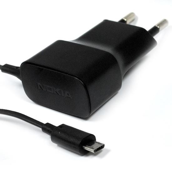 Изображение Сетевое з/у для Nokia (micro USB)