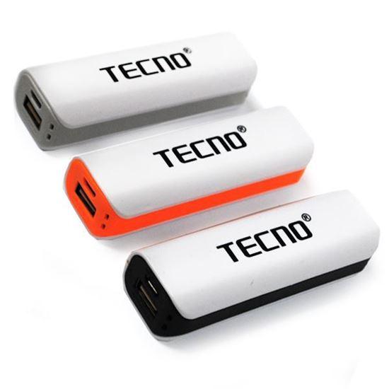 Изображение Портативное з/у - аккумулятор с переходниками Power Bank (2600 mAh)
