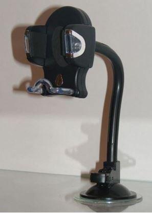 Изображение Автодержатель на длинной гибкой ножке для напитков