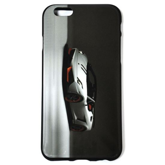 Изображение Задняя панель для iPhone 6 силикон лаковый Автомобиль Lamborghini
