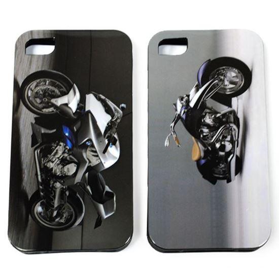 Изображение Задняя панель для iPhone 6 силикон лаковый Мотоцикл № 3