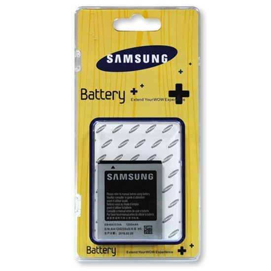 Изображение Аккумулятор ORIGINAL для Samsung (EB585157LU) i8552 Gal Win/i8530 Gal Beam/i8550