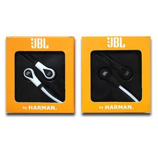 Изображение Наушники вакуумные JBL JL-7 (MP3, CD, iPod, iPhone, iPad) в коробке белые