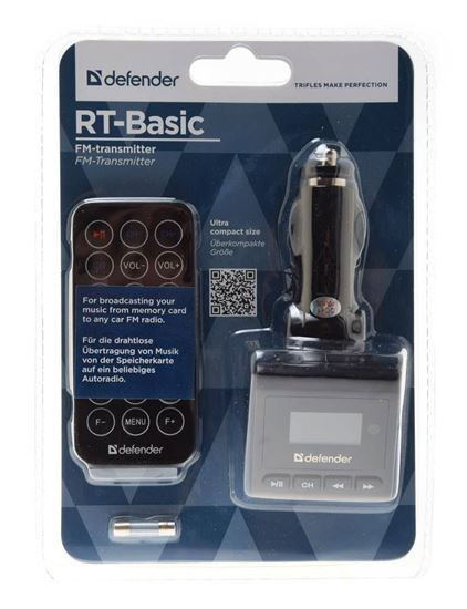 Изображение FM-модулятор Defender RT-Basic