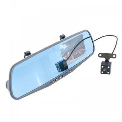 Изображение Видеорегистратор-зеркало автомобильный VRM-406FH