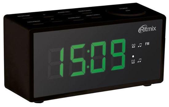 Изображение Радио-часы Ritmix RRC-1212