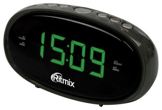Изображение Часы-будильник Ritmix RRC-616