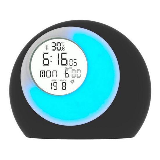 Изображение Часы-будильник Ritmix RRC-680T
