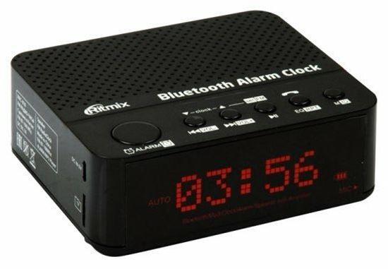 Изображение Радио-часы Ritmix RRC-818