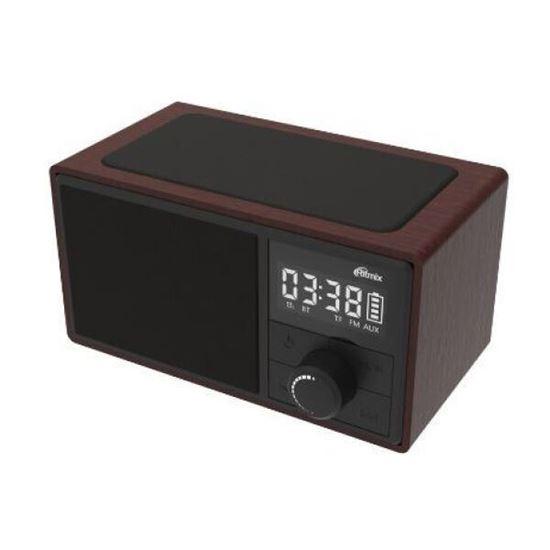 Изображение Часы-будильник Ritmix RRC-880